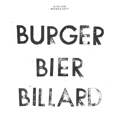 burgerbierbillard